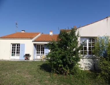 Vente Maison 5 pièces 115m² La Rochelle (17000) - photo