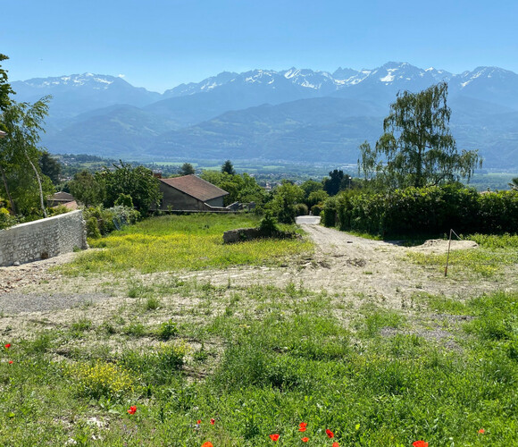 Vente Terrain 658m² Saint-Ismier (38330) - photo