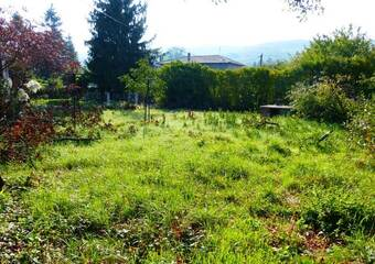 Vente Terrain 951m² Marcollin (38270) - Photo 1