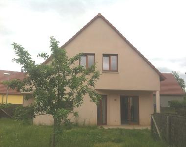 Location Maison 5 pièces 118m² Hilsenheim (67600) - photo