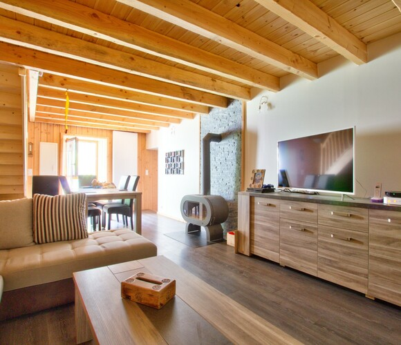 Vente Maison 4 pièces 108m² Saint-Michel-de-Maurienne (73140) - photo