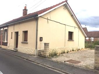 Vente Maison 4 pièces 83m² Courcelles-lès-Lens (62970) - photo