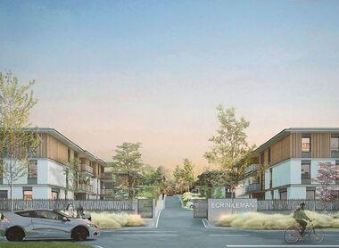 Vente Appartement 3 pièces 61m² Anthy-sur-Léman (74200) - photo