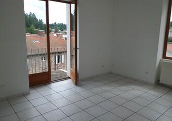 Location Appartement 46m² Amplepuis (69550) - Photo 1
