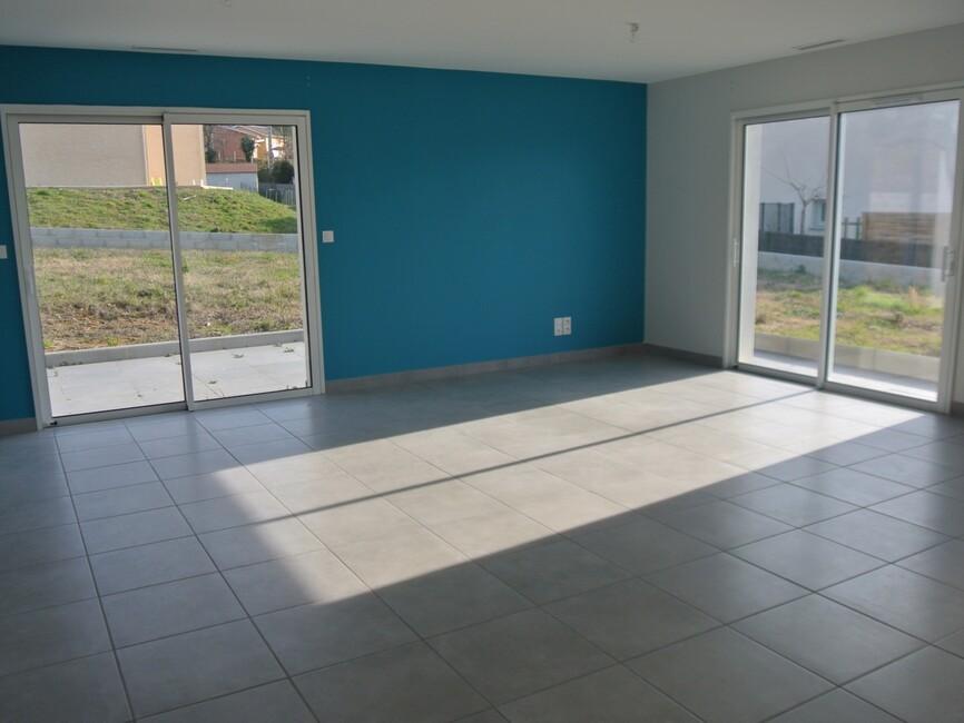Vente Maison 4 pièces 92m² Bourg-de-Péage (26300) - photo