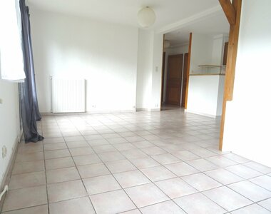 Sale Apartment 4 rooms 62m² Saint-Martin-d'Hères (38400) - photo