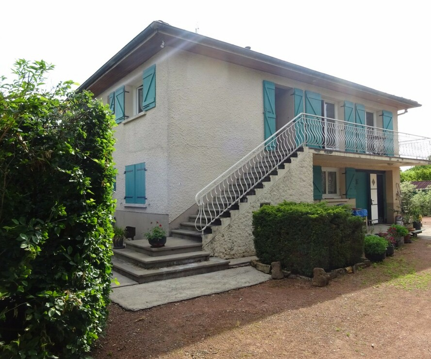 Vente Maison 120m² secteur Charlieu - photo