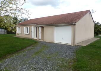 Location Maison 5 pièces 101m² Creuzier-le-Vieux (03300) - Photo 1