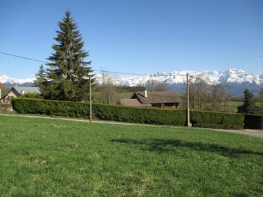 Sale Land 1 000m² Saint Hilaire du Touvet (38660) - photo
