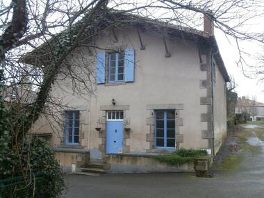 Vente Maison 5 pièces 133m² Le Beugnon (79130) - photo