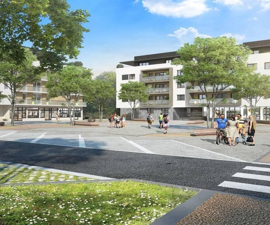 Vente Appartement 4 pièces 79m² Gières (38610) - photo