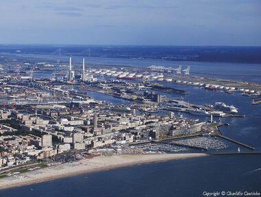 Vente Local industriel 1 450m² Le Havre (76600) - photo