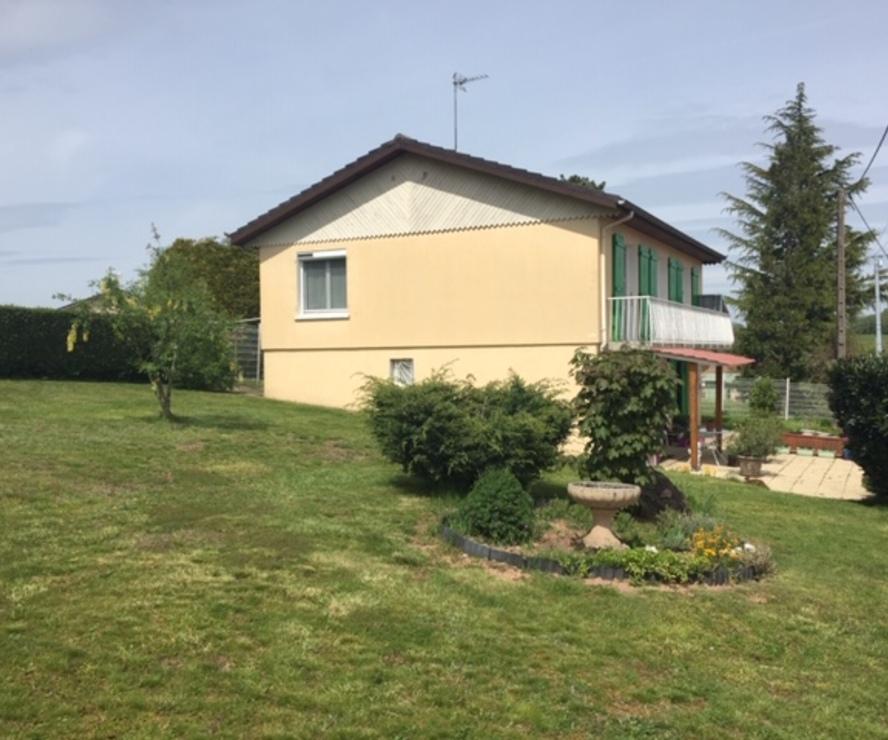Vente Maison 5 pièces 95m² La Clayette (71800) - photo