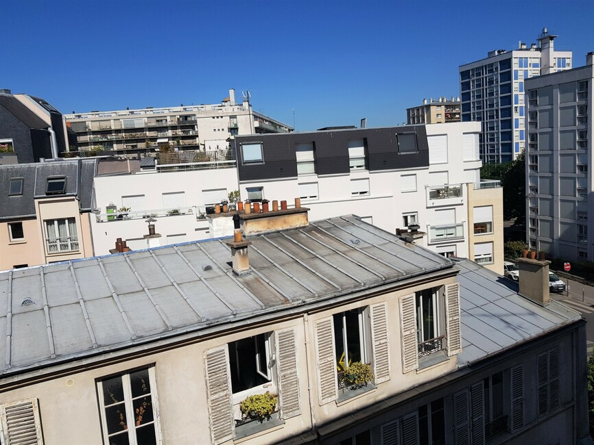 Sale Apartment 1 room 13m² Paris 19 (75019) - photo