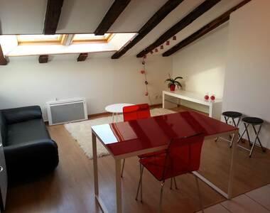 Location Appartement 2 pièces 26m² La Côte-Saint-André (38260) - photo