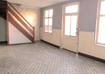 Sale House 3 rooms 74m² Montreuil (62170) - photo