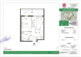 Renting Apartment 2 rooms 39m² Saint-Vincent-de-Tyrosse (40230) - Photo 1