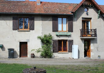 Vente Maison 6 pièces 160m² Serbannes (03700) - photo