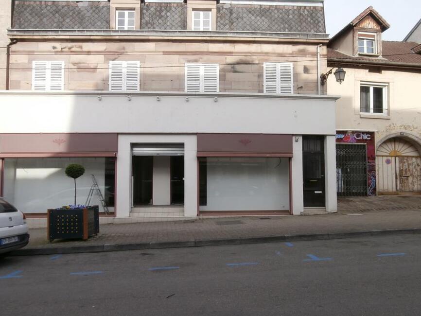 Location Fonds De Commerce Luxeuil Les Bains 70300 66636