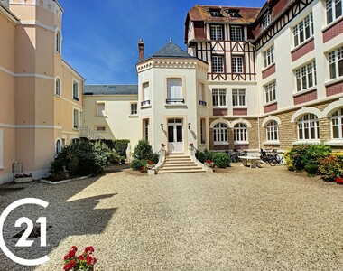 Vente Appartement 3 pièces 37m² Cabourg (14390) - photo
