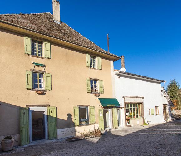 Vente Maison 12 pièces 200m² Les Abrets (38490) - photo