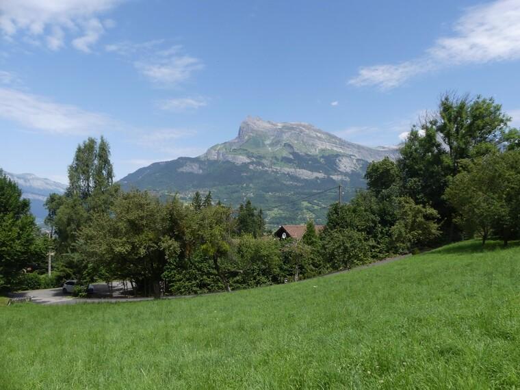 Vente Terrain 1 569m² Saint-Gervais-les-Bains (74170) - photo