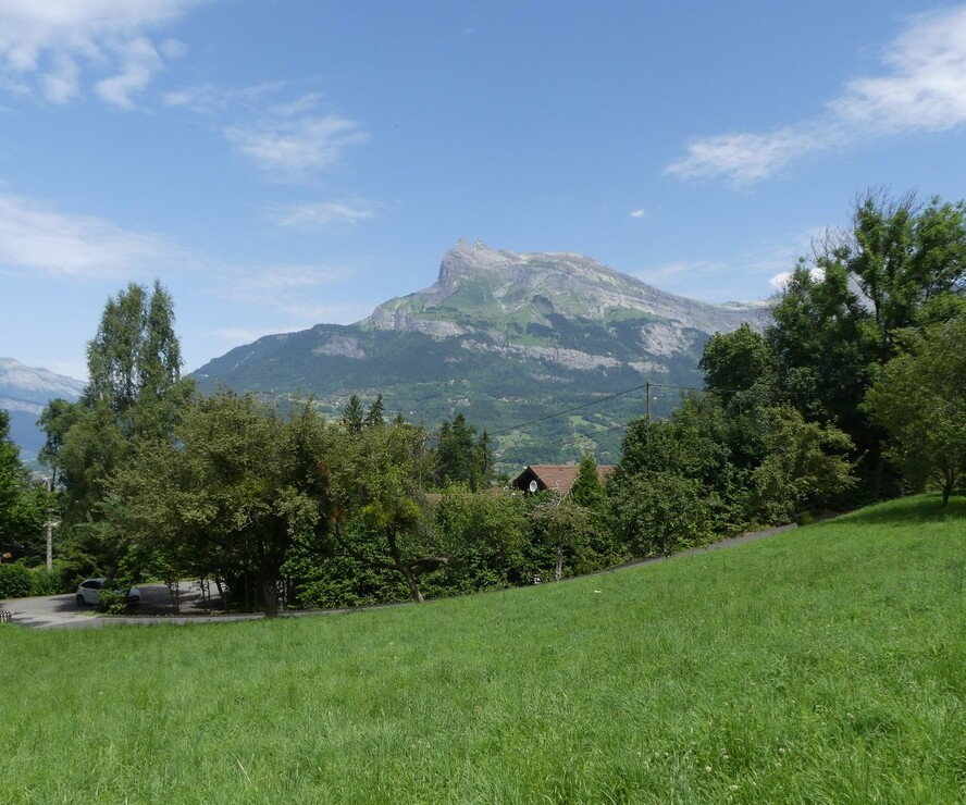 Sale Land 1 569m² Saint-Gervais-les-Bains (74170) - photo