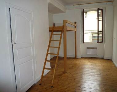 Location Appartement 1 pièce 47m² Grenoble (38000) - photo