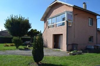 Vente Maison 7 pièces 98m² Marcilloles (38260) - photo