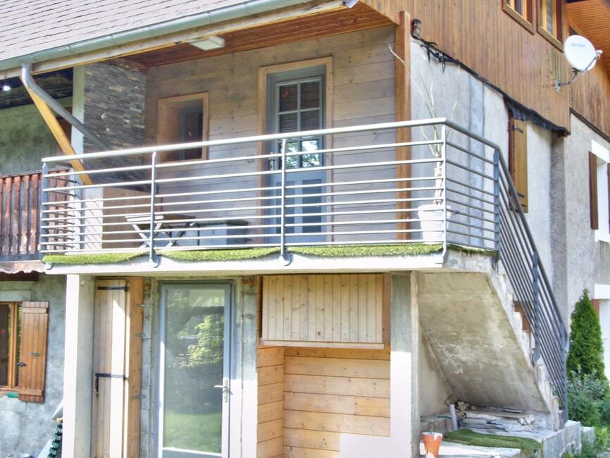 Vente Maison 2 pièces 36m² Sainte-Hélène-sur-Isère (73460) - photo