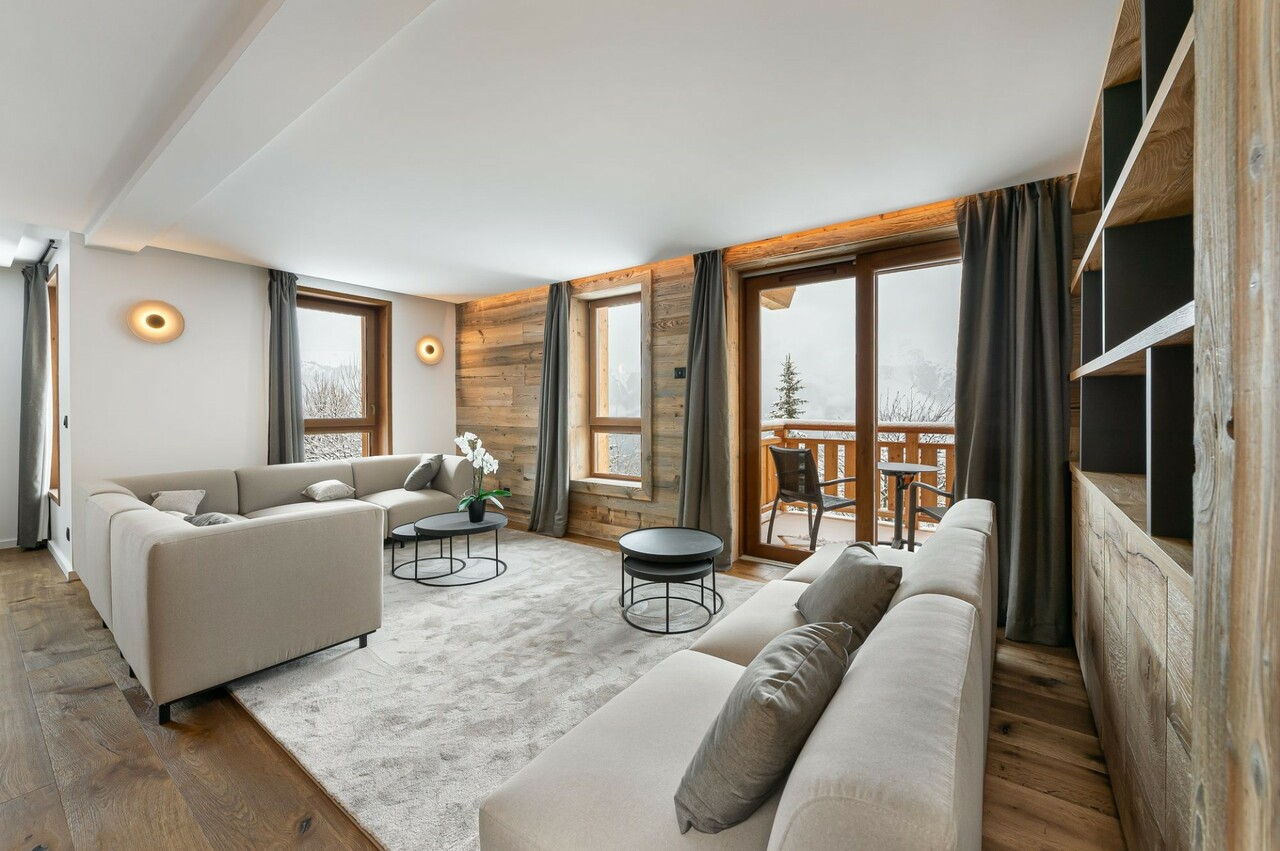 NEW FAMILY APARTMENT Chalet in Courchevel