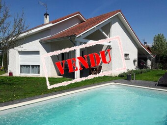 Vente Maison 7 pièces 125m² Saint-Étienne-de-Saint-Geoirs (38590) - Photo 1