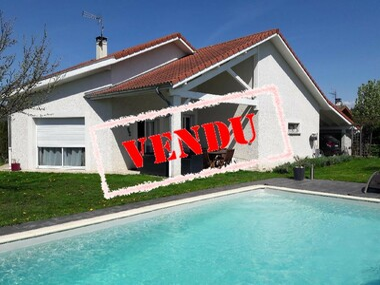 Vente Maison 7 pièces 125m² Saint-Étienne-de-Saint-Geoirs (38590) - photo