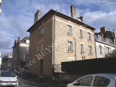 Vente Appartement 4 pièces 88m² Brive-la-Gaillarde (19100) - photo