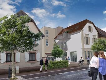 Vente Local commercial 3 pièces 46m² Riedisheim (68400) - photo