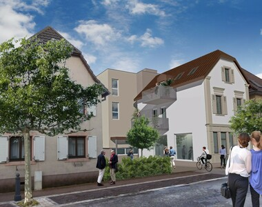 Vente Local commercial 3 pièces 46m² Riedisheim (68400) - photo
