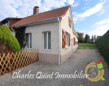 Sale House 2 rooms 50m² Merlimont (62155) - photo