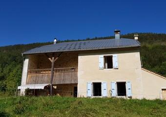 Vente Maison 3 pièces 153m² Lélex (01410) - photo