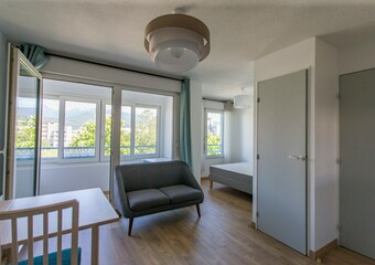 Location Appartement 21m² Grenoble (38100) - Photo 1
