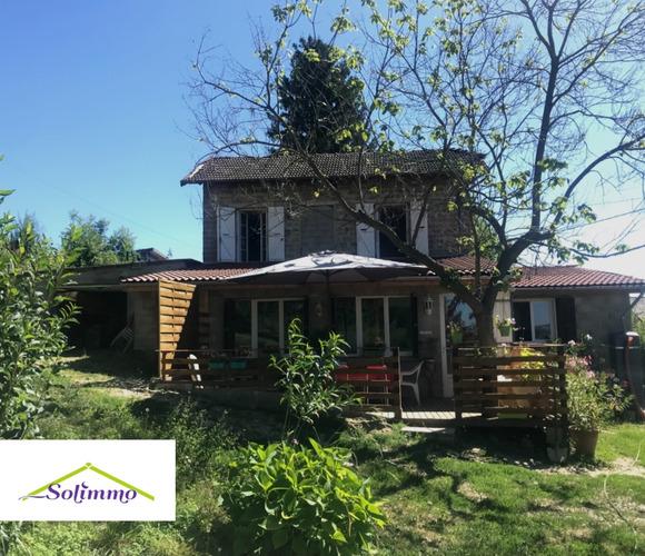 Vente Maison 4 pièces 100m² 38110 - photo