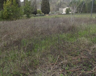 Sale Land 895m² Vallon-Pont-d'Arc (07150) - photo