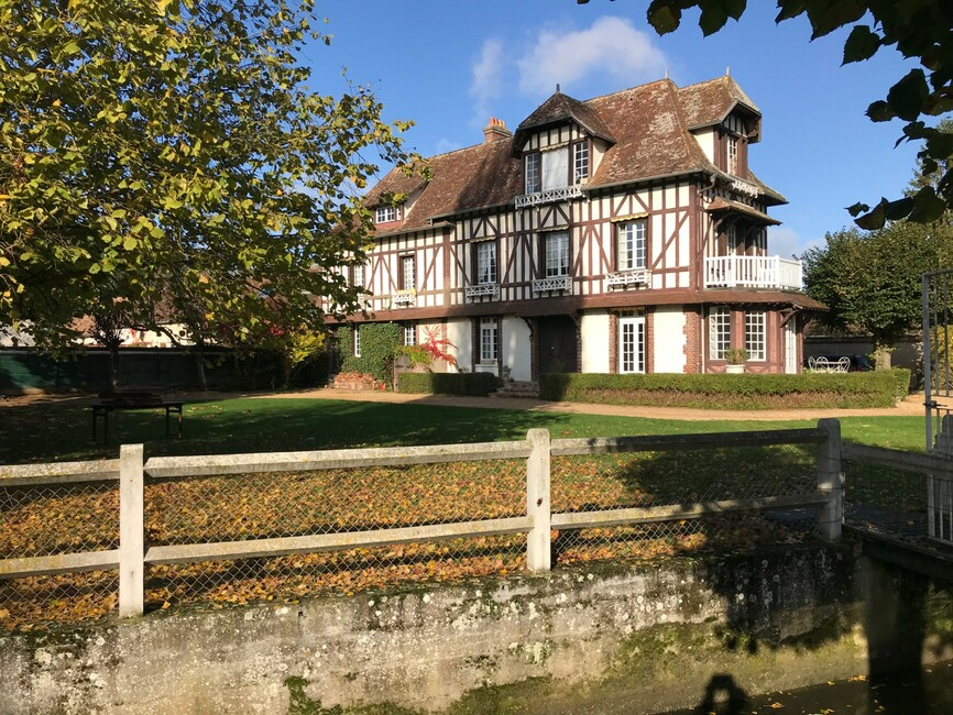 Vente Maison 10 pièces 270m² 16 Km Houdan - photo