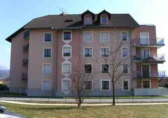 Vente Appartement 3 pièces 64m² Entrelacs - photo