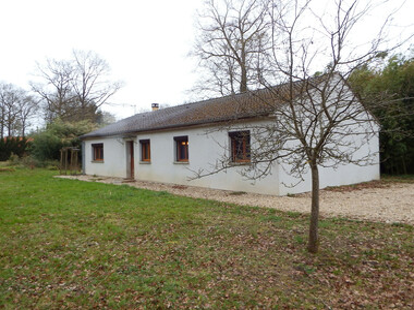 Vente Maison 5 pièces 120m² 15 KM SUD EGREVILLE - photo