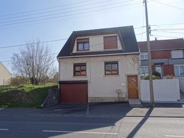Vente Maison 8 pièces 119m² Nœux-les-Mines (62290) - photo