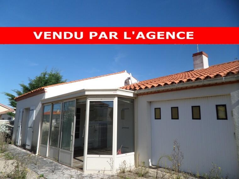 Vente Maison 4 pièces 92m² Olonne-sur-Mer (85340) - photo