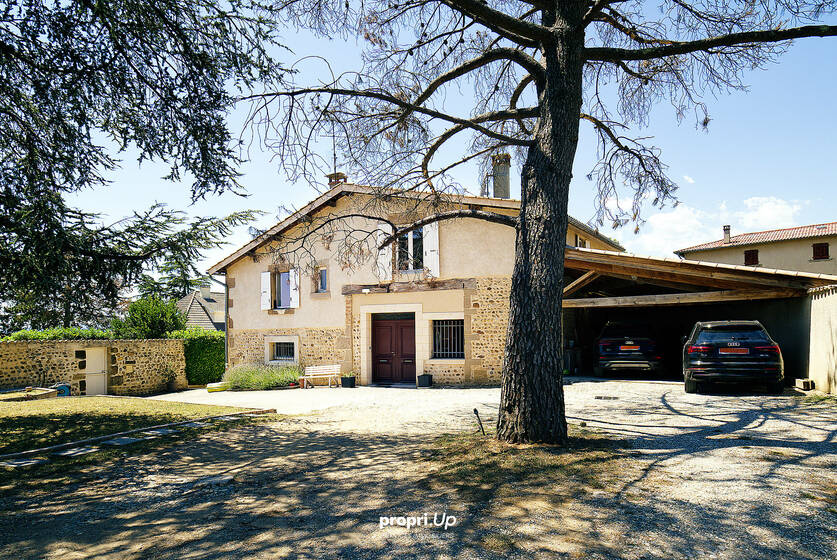 Vente Maison 6 pièces 200m² Chanos-Curson (26600) - photo
