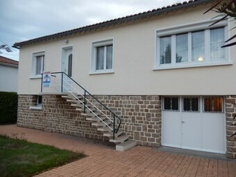 Vente Maison 3 pièces 145m² Parthenay (79200) - photo