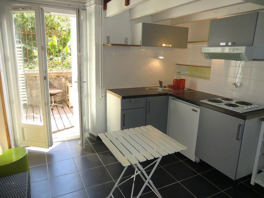 Location Appartement 2 pièces 24m² Grenoble (38000) - photo