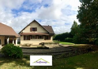 Vente Maison 9 pièces 190m² La Bâtie-Montgascon (38110) - Photo 1